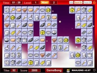 Mahjong Kuchyňský #Gamesy